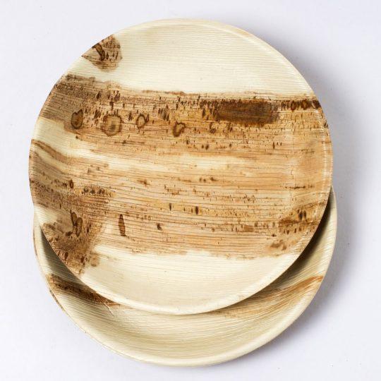 Eco Friendly Bamboo Plates